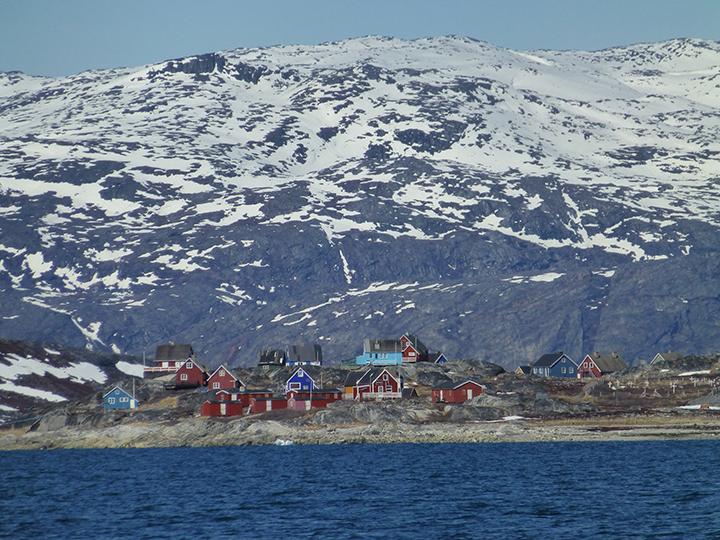 Greenlandic ommmunity